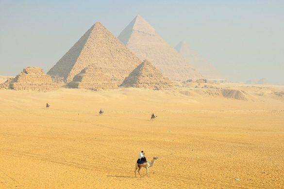 Egypt Travel Guide - Ταξιδιωτικός οδηγός για την Αίγυπτο