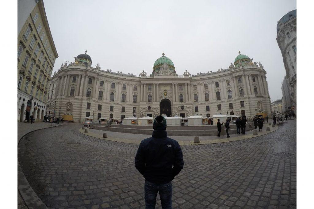 Capital of Austria,Vienna