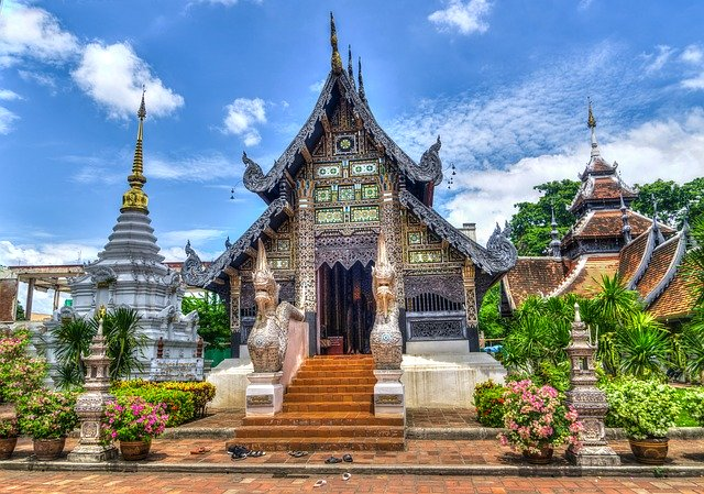 Chiang mai of thailand