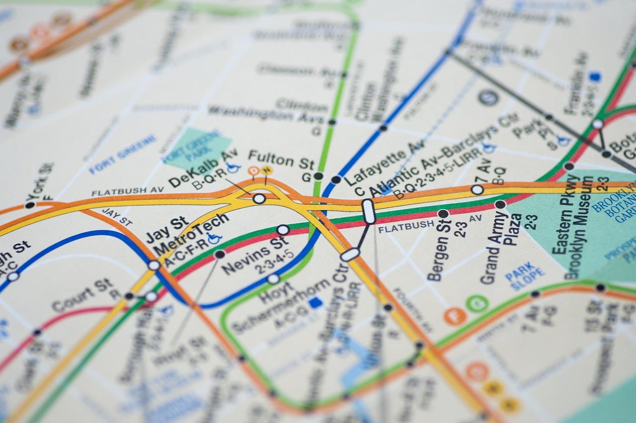 Οδηγός για το μετρό της Νέας Υόρκης- New York subway guide