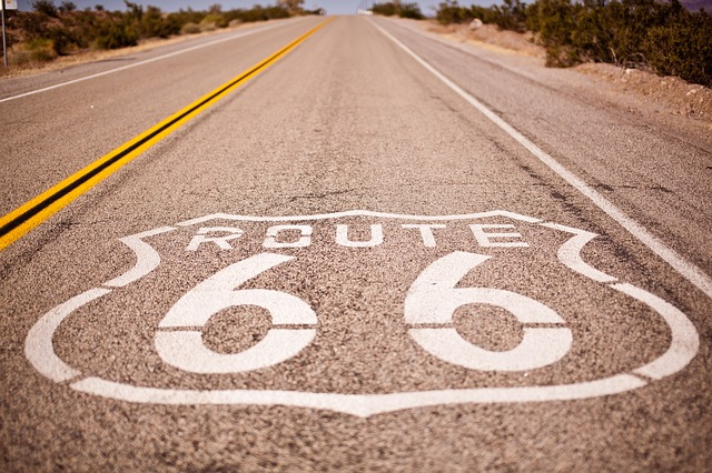 Route 66 - Η διαδρομή 66 στις ΗΠΑ