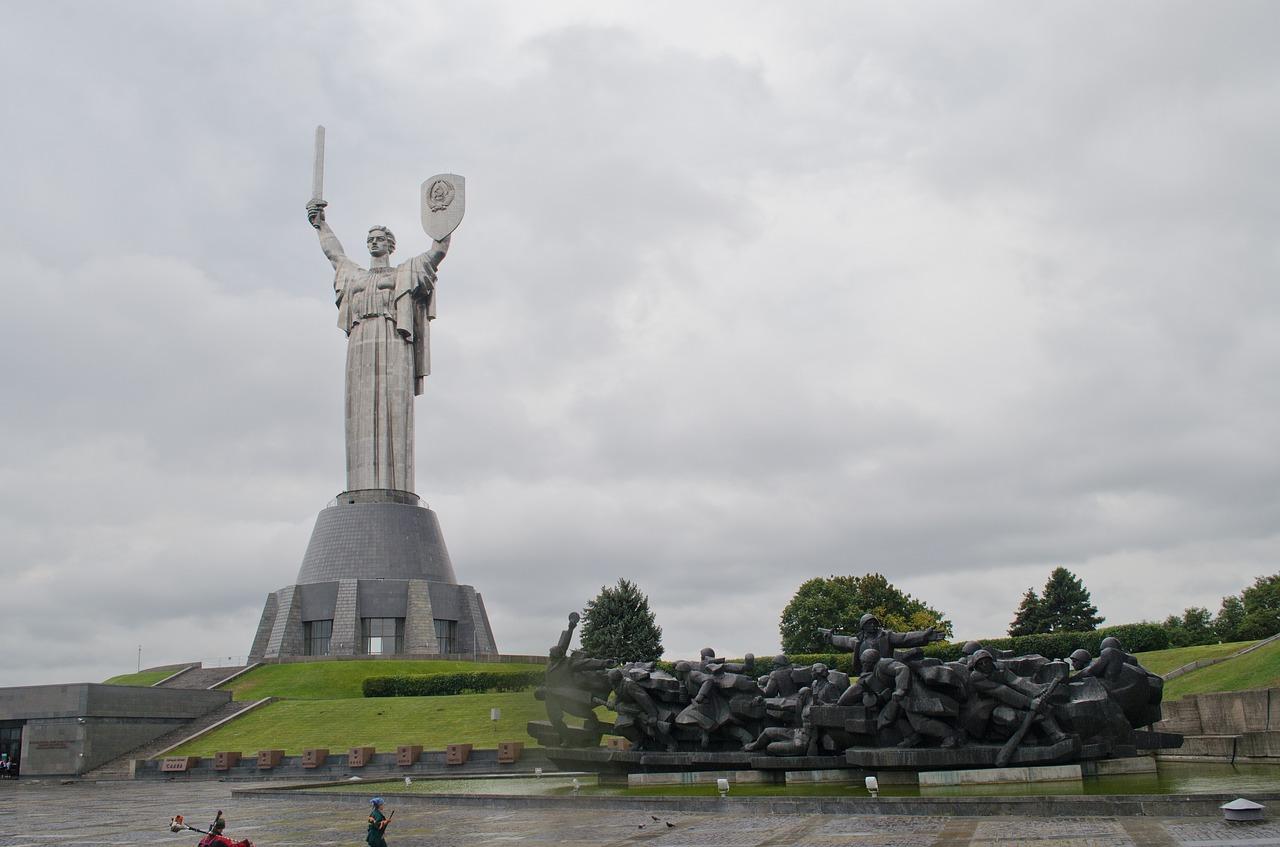 Kiev in Ukraine - Το Κίεβο της Ουκρανίας
