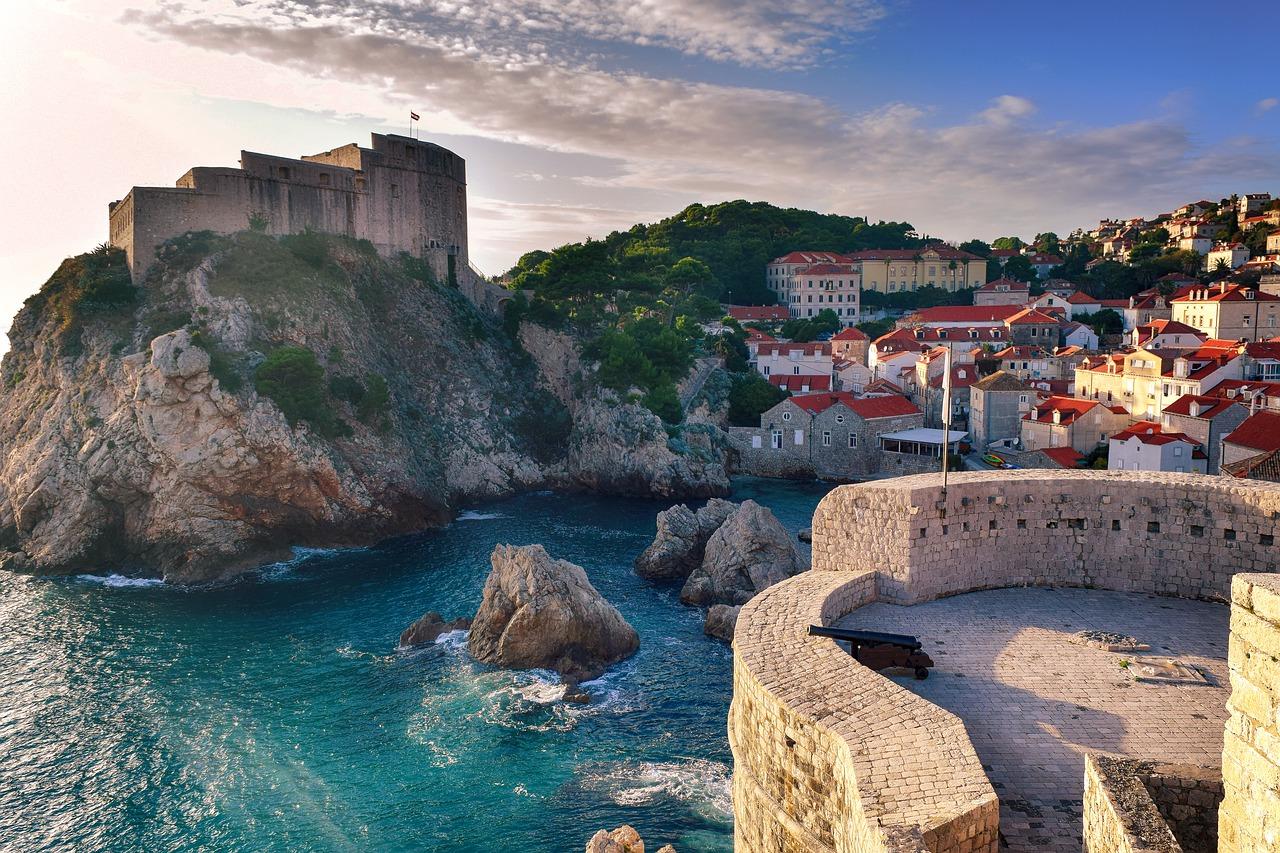 Croatia castles