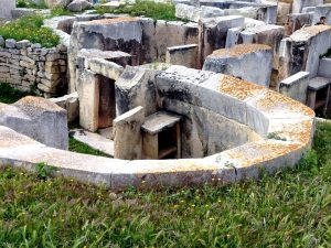 Malta's megalithic monuments