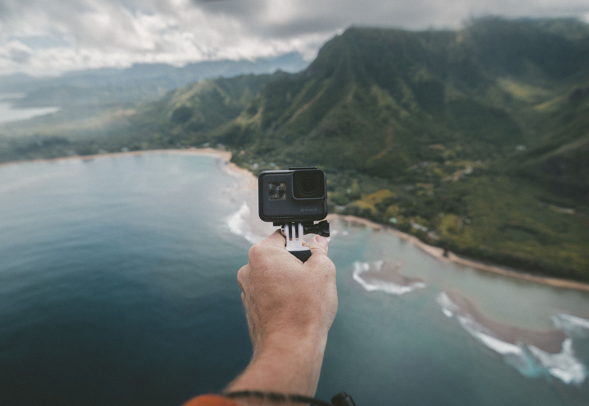 go pro and travels