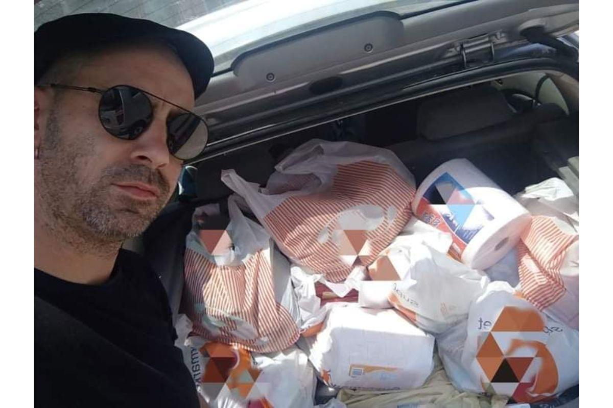 Συλλογή τροφίμων