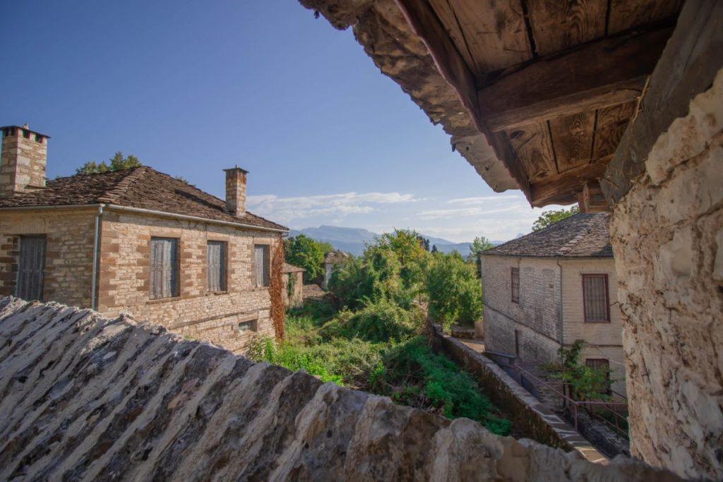 Το μαρτυρικό χωριό Δίλοφο στα Ζαγοροχώρια