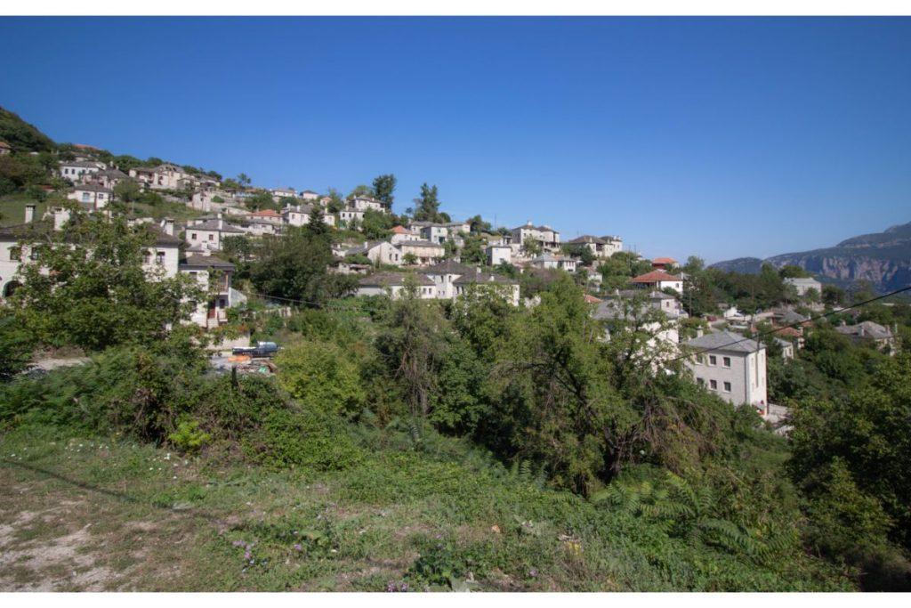 Το χωριό της Αρίστης στα Ζαγοροχώρια