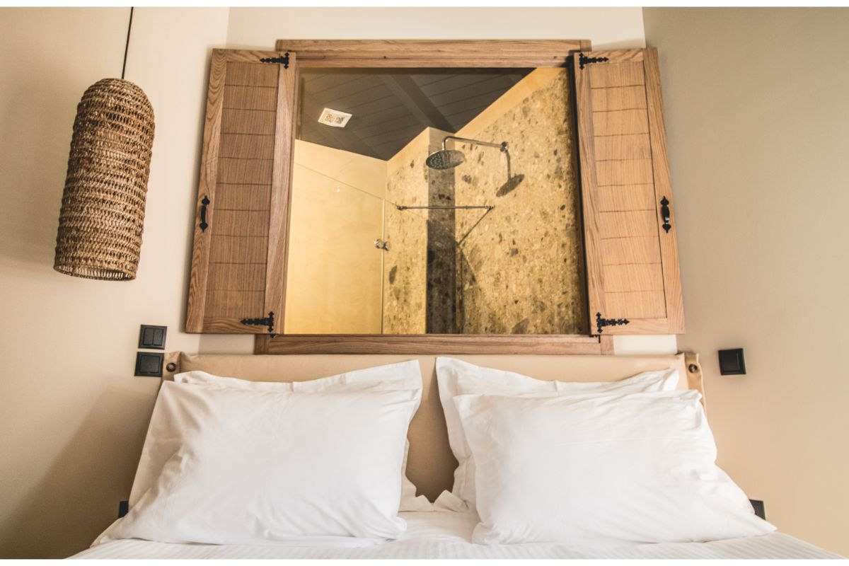 hotel room in zagori-2