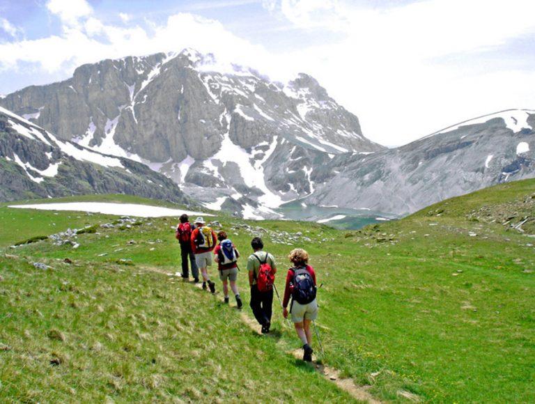 Organization of activities like mountain trekking