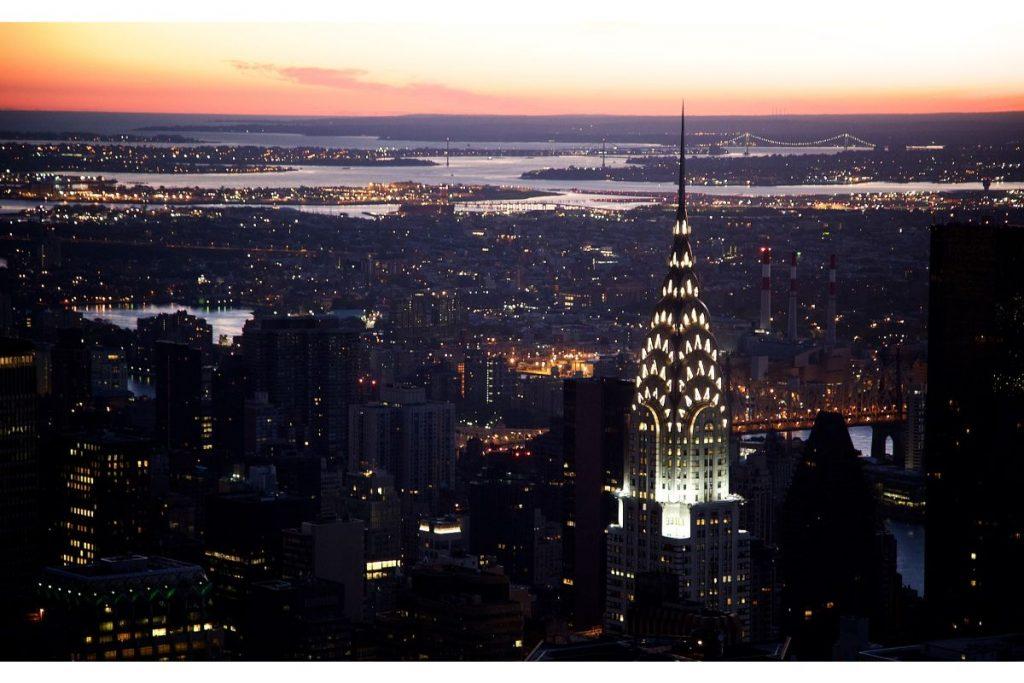 Chryshler Building at New York