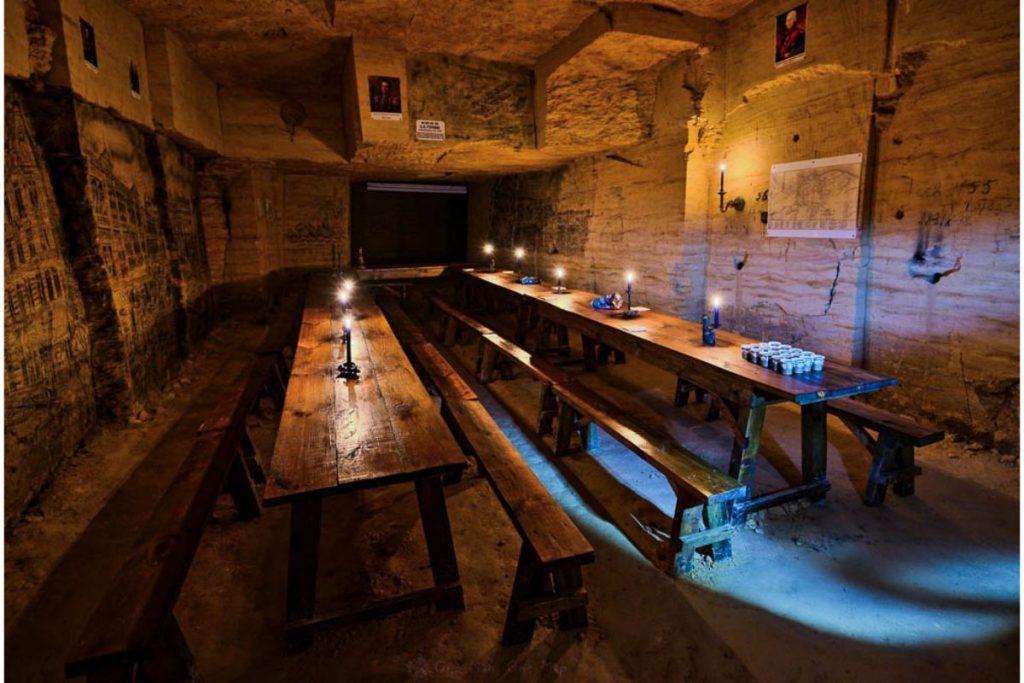 Catacombs of Odessa