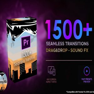 Worth Every Mile | 1500+ Seamless Transitions