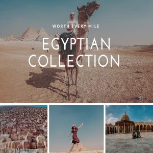 Egyptian Presets Collection