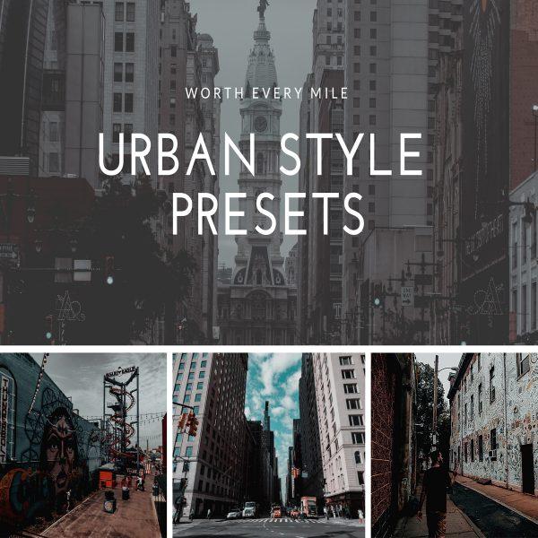 urban style presets