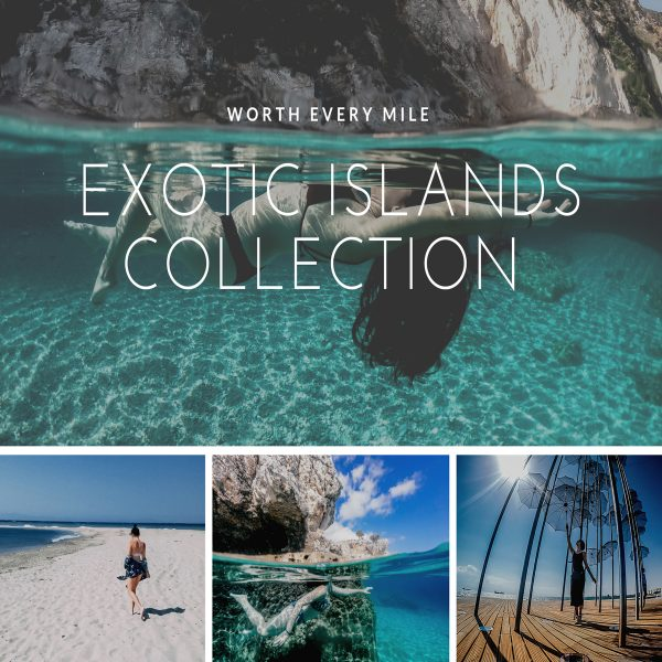 exotic islands collection