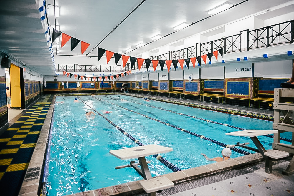 west-side-ymca pool and sport facilities