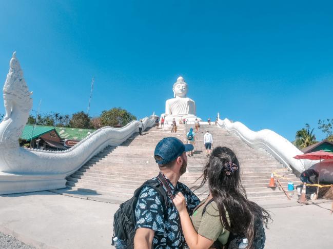 Big Budha at Phuket
