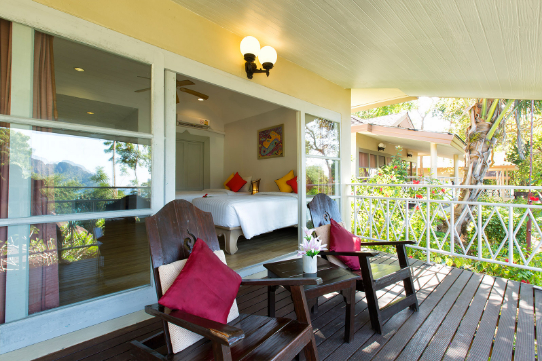 Accommodation in the phi phi islands