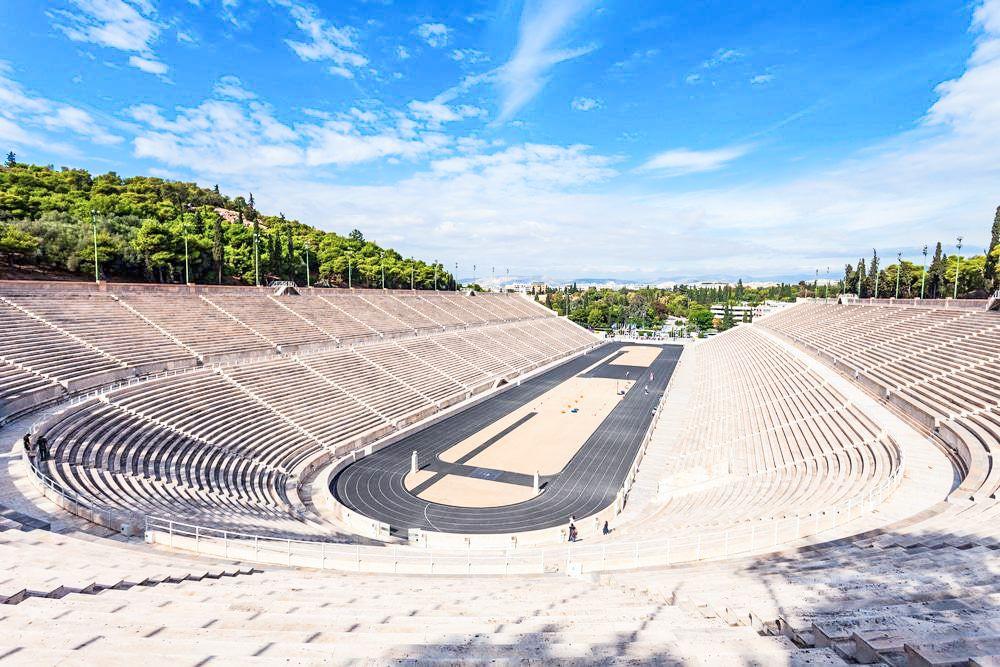 Kallimarmaro in Athens